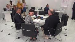Înregistrarea candidatului la funcția de primar al municipiului Chișinău și a listei consilierilor municipali din partea Partidului Popular Românesc