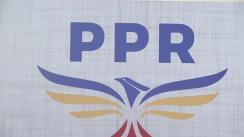 Prezentarea candidatului la funcția de primar al municipiului Chișinău din partea Partidului Popular Românesc