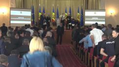 Bilanțul a 100 de zile de la investirea în funcție a viceprim-ministrului, ministrului Afacerilor Interne, Andrei Năstase