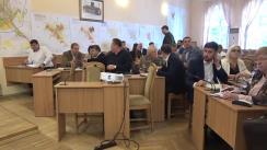 Ședința săptămânală a serviciilor primăriei Chișinău din 23 septembrie 2019