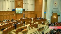 Ședința în plen a Camerei Deputaților României din 23 septembrie 2019