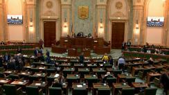 Ședința în plen a Senatului României din 23 septembrie 2019