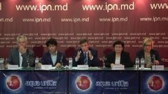 """Conferința de presă organizată de Agenția de Inspectare și Restaurare a Monumentelor cu tema """"Anunțarea agendei AIRA pentru Zilele Europene ale Patrimoniului, ediția 36"""""""