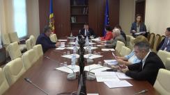 Audierea candidaților selectați la funcția de director al Consiliului de Administrație al ANRE