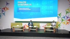 Lansarea platformei de dialog constant cu sectorul TIC