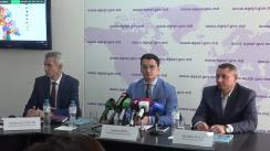 Conferința de presă dedicată lansării Hărții interactive a produselor tradiționale din Republica Moldova
