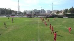 Meciul de Rugby între CS Dinamo București - SCM Gloria Buzău. SuperLiga CEC BANK 2019-2020