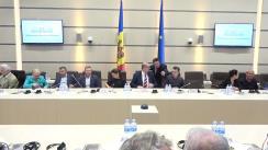 Întrunirea Comisiei cultură, educație, cercetare, tineret, sport și mass-media cu oamenii de cultură și artă din Republica Moldova, decorați cu distincții de stat