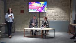 Conferință de presă privind desfășurarea celei de-a XVIII-a ediție a Zilei Naționale a Vinului