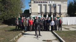 Prezentarea candidaților din partea Partidului Comuniștilor din Republica Moldova în Consiliul Municipal Chișinău
