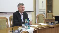 Ședința săptămânală a serviciilor primăriei Chișinău din 30 septembrie 2019