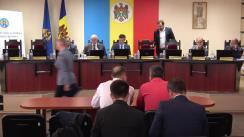 Ședința Comisiei Electorale Centrale din 30 septembrie 2019