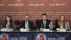 """Conferință de presă cu tema """"Anunțarea lansării Misiunii Internaționale de Observare a Alegerilor în Moldova pentru alegerile locale din 20 octombrie 2019"""""""