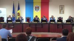 Ședința Comisiei Electorale Centrale din 1 octombrie 2019