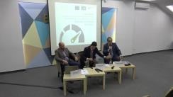 """Masa rotundă organizată de Asociația Promo-LEX de prezentare a Raportului """"CSO Meter Moldova pentru anii 2017-2018"""""""