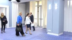 Conferință de presă susținută de Prim-ministrul Republicii Moldova, Maia Sandu și Înaltul Reprezentant al Uniunii Europene pentru Afaceri Externe și Politică de Securitate, Federica Mogherini