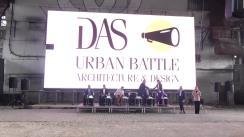 """Evenimentul """"DAS Urban Battle"""". Tema: Urbanizarea orașului Chișinău - provocări și propuneri arhitecturale"""