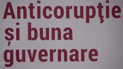 """Lecție publică în cadrul cursului universitar """"Anticorupție și buna guvernare"""" organizat de Expert-Grup. Invitat special: Cristi Danileț, Judecător, Romania"""