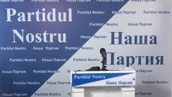 Conferință de presă a liderului Partidului Nostru. Renato Usatîi spune cui și pentru ce a dat bani