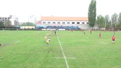 Meciul de Rugby între SCM Gloria Buzău - CSM Știința Baia Mare. SuperLiga CEC BANK 2019-2020