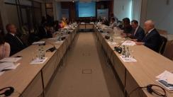 """Lansarea raportului """"Justiția Republicii Moldova în cifre – o privire comparativă"""" de către Centrul de Resurse Juridice din Moldova"""