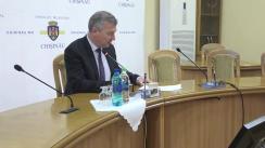 Ședința săptămânală a serviciilor primăriei Chișinău din 7 octombrie 2019