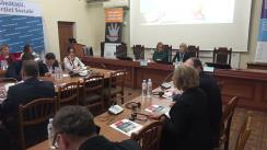 Evenimentul public de lansare a Ghidului Integrității Medicale dedicat conducătorilor instituțiilor medico-sanitare publice și tuturor lucrătorilor medicali din Republica Moldova