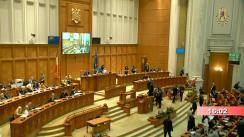 Ședința în plen a Camerei Deputaților României din 7 octombrie 2019