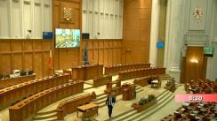 Ședința în plen a Camerei Deputaților României din 8 octombrie 2019