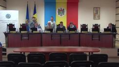 Ședința Comisiei Electorale Centrale din 8 octombrie 2019