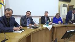 Declarații după ședința săptămânală a serviciilor primăriei Chișinău din 7 octombrie 2019