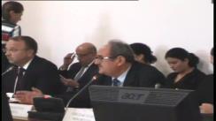 Ședința comisiei pentru buget, finanțe și bănci a Camerei Deputaților României din 8 octombrie 2019