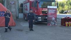 Evenimentul dedicat finalizării cursului de instruire desfășurat de formatorii Corpului medical maltez din Polonia cu utilizarea lotului de echipament transmis de Guvernul Poloniei