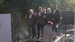 Întâlnirea locuitorilor sectorului Botanica cu Ion Ceban, candidat pentru funcția de primar general al municipiului Chișinău
