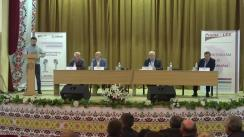 Dezbateri publice electorale organizate de Asociația Promo-LEX cu participarea candidaților la funcția de primar al orașului Fălești