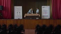 Dezbateri publice electorale organizate de Asociația Promo-LEX cu participarea candidaților la funcția de primar a satului Brăviceni, raionul Orhei