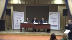 Dezbateri publice electorale organizate de Asociația Promo-LEX cu participarea candidaților la funcția de primar a satului Peresecina, raionul Orhei