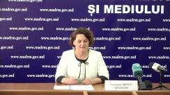 """Conferința de presă organizată de Ministrul Agriculturii, Dezvoltării Regionale și Mediului, Georgeta Mincu, cu tema """"Fondul Ecologic Național – proiectele finanțate în anul curent"""""""