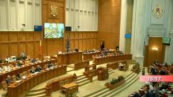 Ședința în plen a Camerei Deputaților României din 14 octombrie 2019