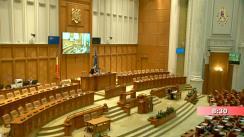 Ședința în plen a Camerei Deputaților României din 15 octombrie 2019