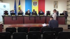 Ședința Comisiei Electorale Centrale din 15 octombrie 2019