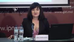 Conferința de presă organizată de Centrul Parteneriat pentru Dezvoltare cu ocazia prezentării primului raport de monitorizare a alegerilor locale generale 2019 din perspectiva egalității de gen