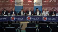 """Dezbateri publice cu tema """"Doar unul din mulți: cine și de ce?"""", dezbateri publice cu participarea candidaților la funcția de primar general al mun. Chișinău, runda a treia"""