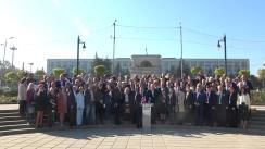 Eveniment comun cu participarea liderilor blocului ACUM - Maia Sandu și Andrei Năstase