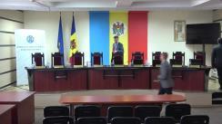 Prezentarea rezultatelor preliminare privind desfășurarea alegerilor locale generale și a alegerilor parlamentare noi în unele circumscripții electorale uninominale din 20 octombrie 2019