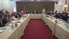 Eveniment organizat de Ministerul Economiei și Infrastructurii, Agenția Națională Transport Auto și Programul USAID Reforme Structurale în Moldova, de prezentare a concluziilor asupra condițiilor și procesului de emitere a autorizației speciale de transport