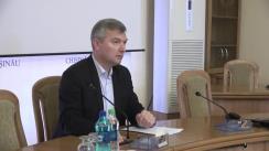 Ședința săptămânală a serviciilor primăriei Chișinău din 21 octombrie 2019