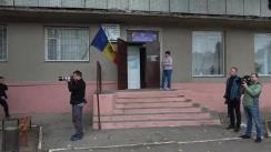 Alegeri 2019: Exprimarea votului de către Președintele Republicii Moldova, Igor Dodon