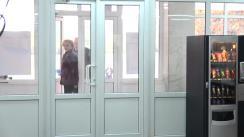 Alegeri 2019: Exprimarea votului de către președintele Parlamentului Republicii Moldova, Zinaida Greceanîi