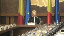 Ședința Guvernului României din 21 octombrie 2019